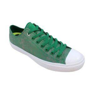 ⚡️SALE⚡️Converse Green Reflective Lunarlon Low Top